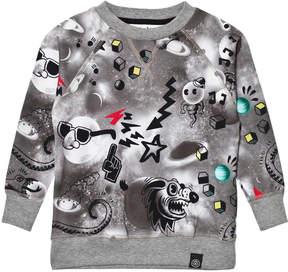 Molo Romeo Comic Space Sweater