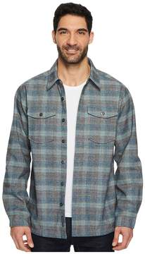 Exofficio Bruxburn Plaid Long Sleeve Shirt Men's Long Sleeve Button Up