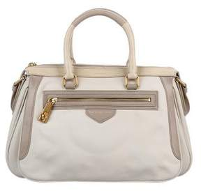 Marc by Marc Jacobs Bicolor Leather Tote