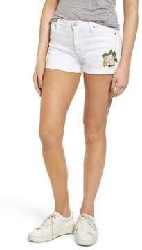 Hudson Asha Denim Shorts