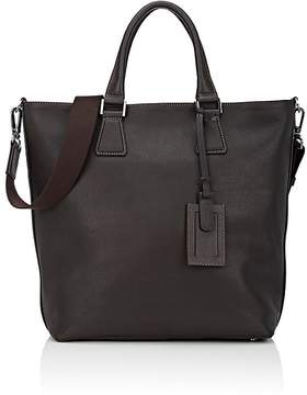 Barneys New York MEN'S TOP-ZIP TOTE