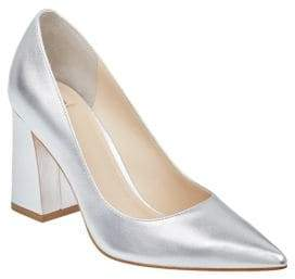 Marc Fisher Jenny Leather Pumps