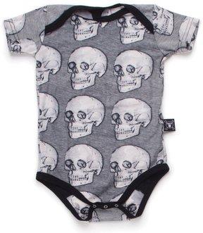 NUNUNU - Infant MD Skull Onesie