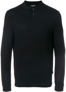 Calvin Klein longsleeved polo shirt