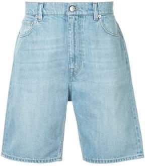 Cerruti denim bermuda shorts