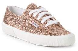 Superga Embellished Low-Top Sneakers