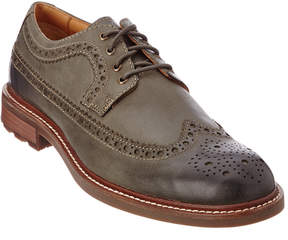 Sperry Men's Annapolis Wingtip Asv Leather Oxford
