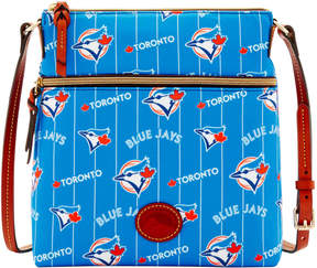Dooney & Bourke MLB Blue Jays Crossbody - BLUE JAYS - STYLE