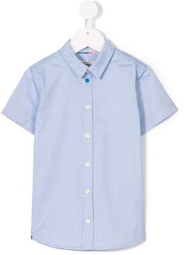 Paul Smith pointed collar shirt