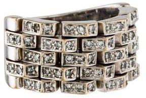 Chimento 18K Classic Diamond Ring