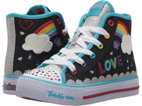 Skechers Shuffles 10874L Lights Girl's Shoes