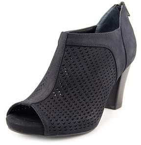 Giani Bernini Alanny Women Open-toe Synthetic Black Bootie.