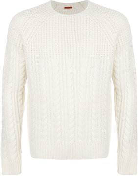 Barena cable knit jumper