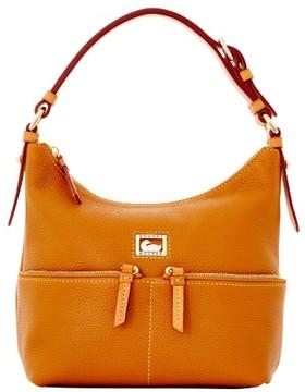 Dooney & Bourke Dillen Small Zipper Pocket Sac Shoulder Bag - DESERT - STYLE