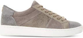 Dune Egypt suede trainers