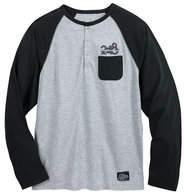 Disney Walt World 2018 Henley Baseball T-Shirt for Adults