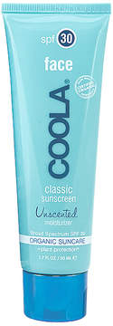 Coola Classic Face SPF 30 Unscented Moisturizer