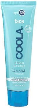 COOLA Classic Face SPF 30 Unscented Moisturizer.