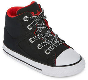 Converse Chuck Taylor All Star High Street Hi Boys Sneakers - Toddler