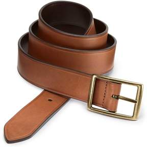 Charles Tyrwhitt Brown Leather Reversible Belt Size 30-32