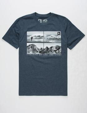Hippy-Tree HIPPYTREE Quadrant Mens T-Shirt