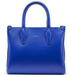 Lanvin Nano Electric Blue Journee Bag