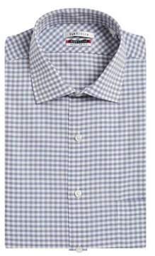 Van Heusen Regular Fit Checked Cotton Dress Shirt