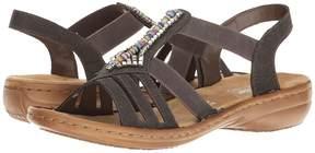Rieker 608S1 Regina S1 Women's Shoes