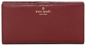 Kate Spade Cobble Hill Stacy Leather Wallet