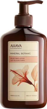 Ahava Mineral Botanic Body Lotion, Hibiscus & Fig, 13.5 fl oz