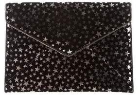 Rebecca Minkoff Star Envelope Clutch