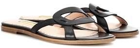 Rupert Sanderson Maeve leather sandals