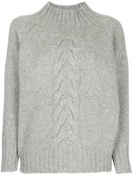 ESTNATION stylized knit jumper