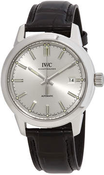 IWC Ingenieur Automatic Silver Dial Men's Watch