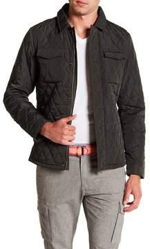 Scotch & Soda Lightweight Quilted Shirt Jacket