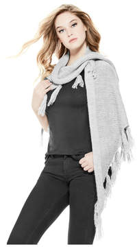 GUESS Ember Triangle Scarf