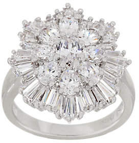 Elizabeth Taylor As Is The 3.70cttw Simulated Diamond Ring