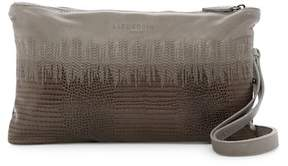 Liebeskind Berlin Jamba Lizard Embossed Leather Crossbody Bag