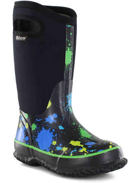 Bogs Boys Paint Splats Toddler & Youth Rain Boot
