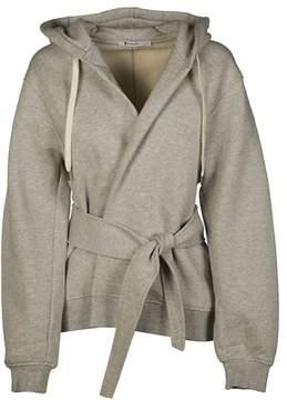 Alexander Wang Women's 4c181010e6030 Grey Cotton Sweatshirt.