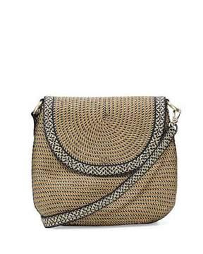 Eric Javits Squishee Demi Pouch Shoulder Bag
