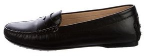 Tod's Penny Driving Loafers