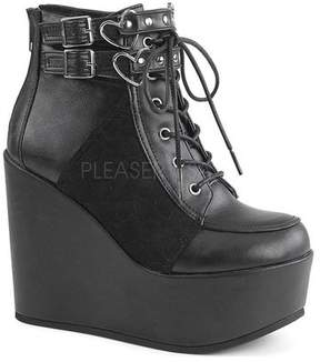 Demonia Women's Poison 105 Ankle Boot