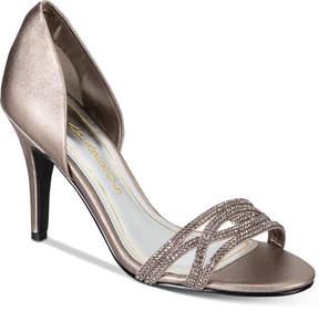 Caparros Irina Embellished Evening Pumps Women's Shoes