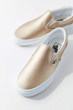 Vans Muted Metallic Classic Slip-On Sneaker