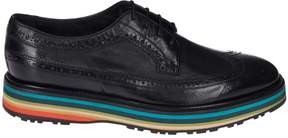 Paul Smith Multicolored Sole Derby Shoes