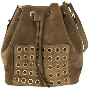 Michael Kors Leather crossbody bag - CAMEL - STYLE