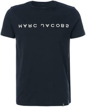 Marc Jacobs upside down logo T-shirt