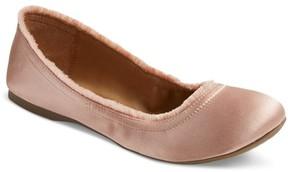 Mossimo Women's Ona Round Toe Ballet Flats