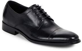 Kenneth Cole Men's Leisure Hours Cap Toe Derby Shoes